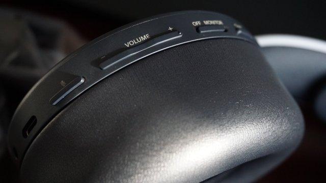 Pulse 3d Headset Volume Control