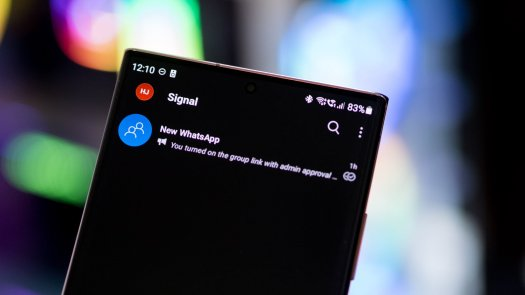 How to move from WhatsApp to Signal