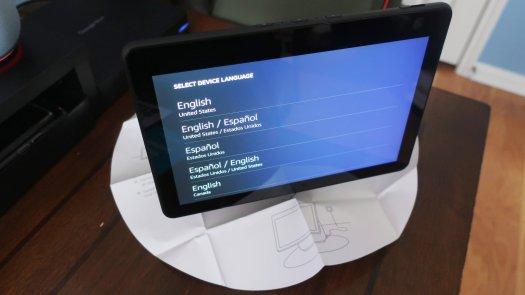 Amazon Echo Show 10 Room Mapping