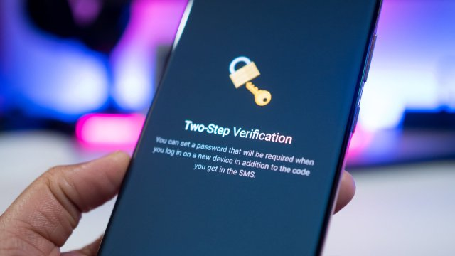 How to activate two-factor authentication on Telegram
