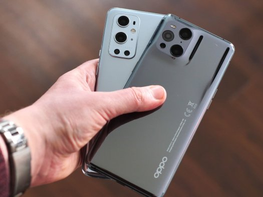 Oppo Find X3 Pro Vs OnePlus 9 Pro