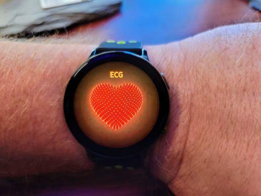 Samsung Galaxy Watch Active 2 Ecg Lifestyle
