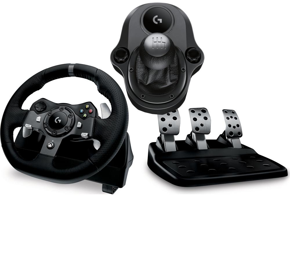 Logitech G920 Steering Wheel Is Yours For Just 180 At