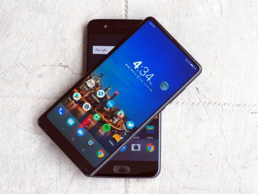 Xiaomi Mi Mix 2 vs. OnePlus 5