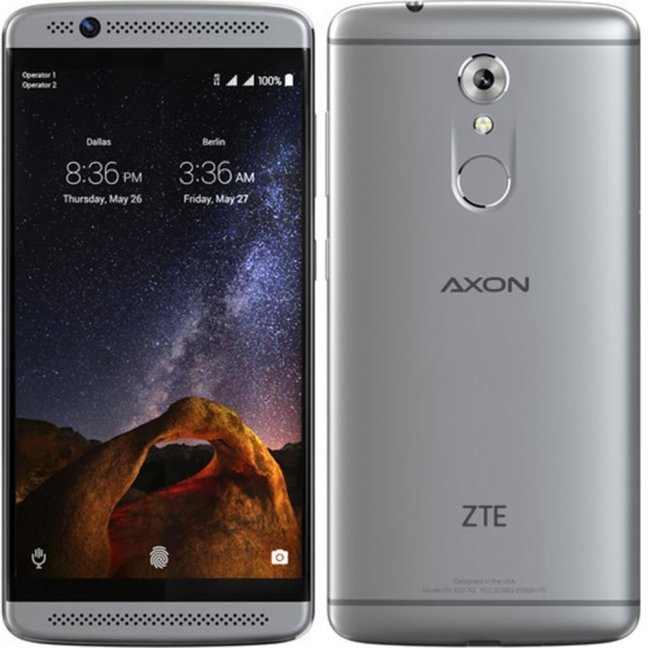 zte-axon-mini-render ZTE Axon 7 Mini is under $300 and ready to pre-order in the U.S. Android