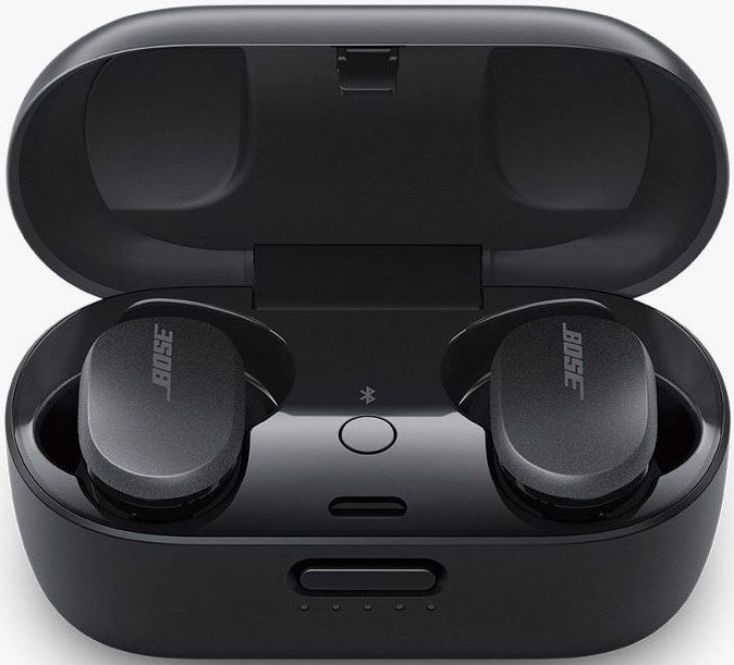 Bose Quietcomfort Earbuds Case