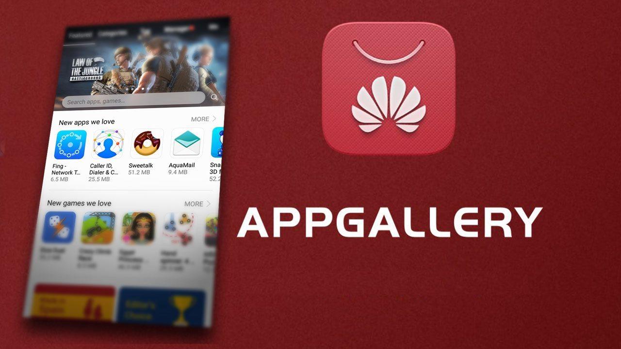Huawei claims AppGallery is now the third-largest app store in the ...