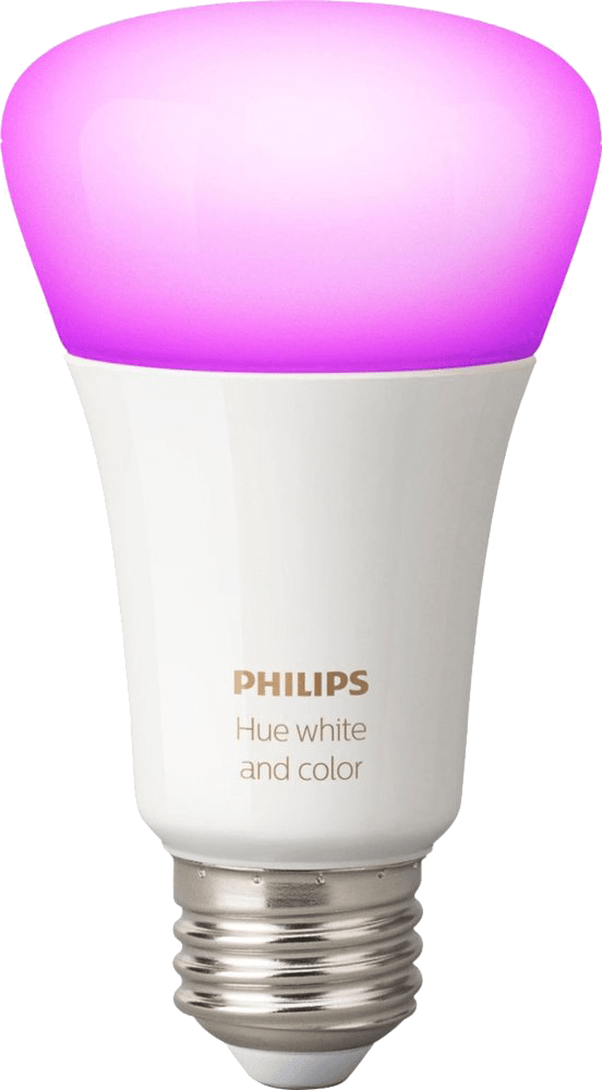 Philips white and color ambiance bulb