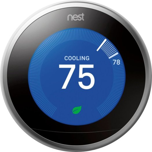 Google Nest 3rd Gen Learning Thermostat