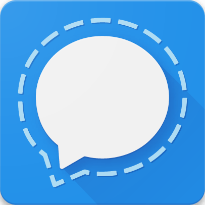 Signal Private Messenger App Icon