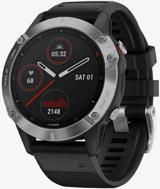 Garmin fēnix 6 vs. fēnix 5: What's the difference and which should you buy? 5