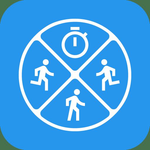 Start To Run 5k App Icon