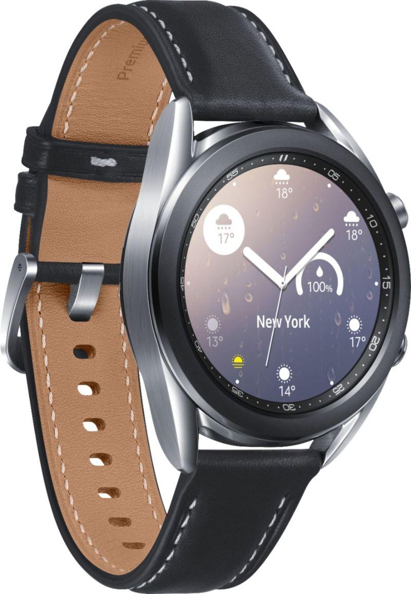 Galaxy Watch 3 41mm Render