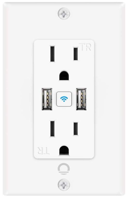 Lumary Smart Wifi Outlet