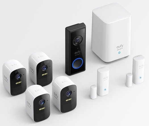 Best Home Security Systems with Cameras 2020 10