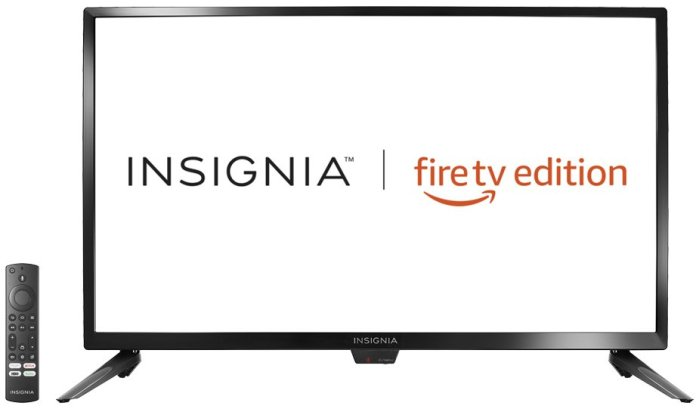 Insignia 24 Fire Tv Edition