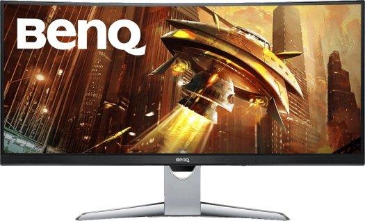 BenQ EX3501R Render