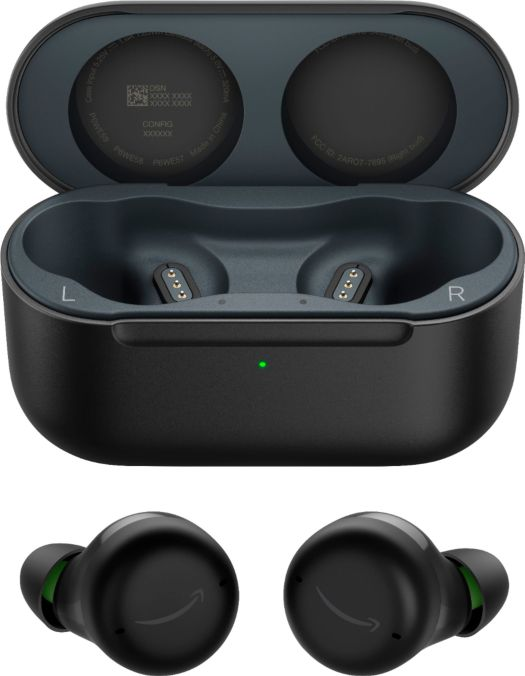 Amazon Echo Buds 2nd Gen Case Render