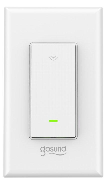 Gosund Smart Switch Product Render