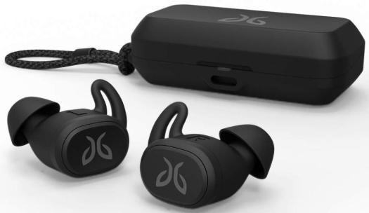Jaybird Vista earbuds render