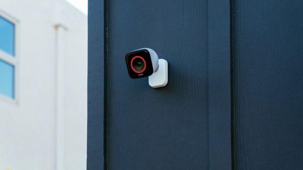 Security: Vivint Home Security Camera Hero