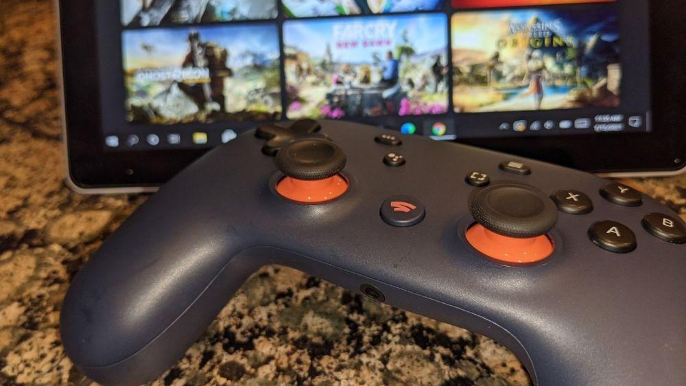 Stadia Ubisoft Games Library