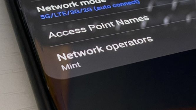 Mint Mobile Phone Carrier