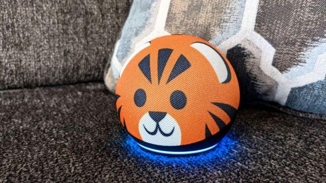 Amazon Echo Dot Kids Edition (4th Gen)