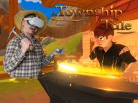 A Township Tale review: LARPing in a Minecraft-like multiplayer RPG