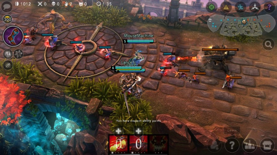 Best free Android games of 2017   Android Central Vainglory