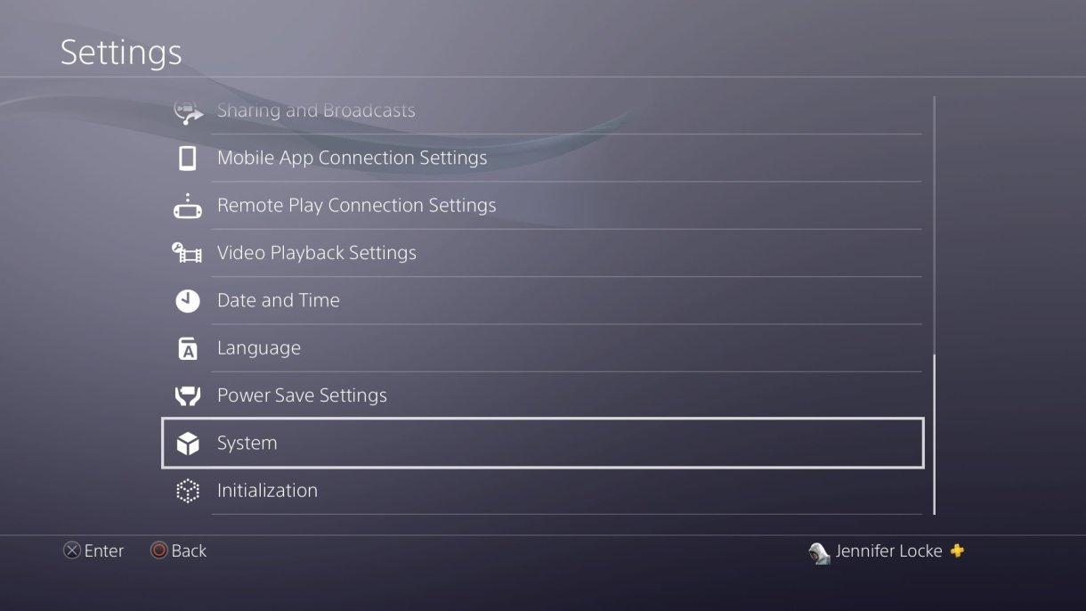 ps4 turn off auto update 3 - تعرف على كيفية منع ألعاب بلايستيشن 4 من التحديثات التلقائية التي تأخذ ساعات