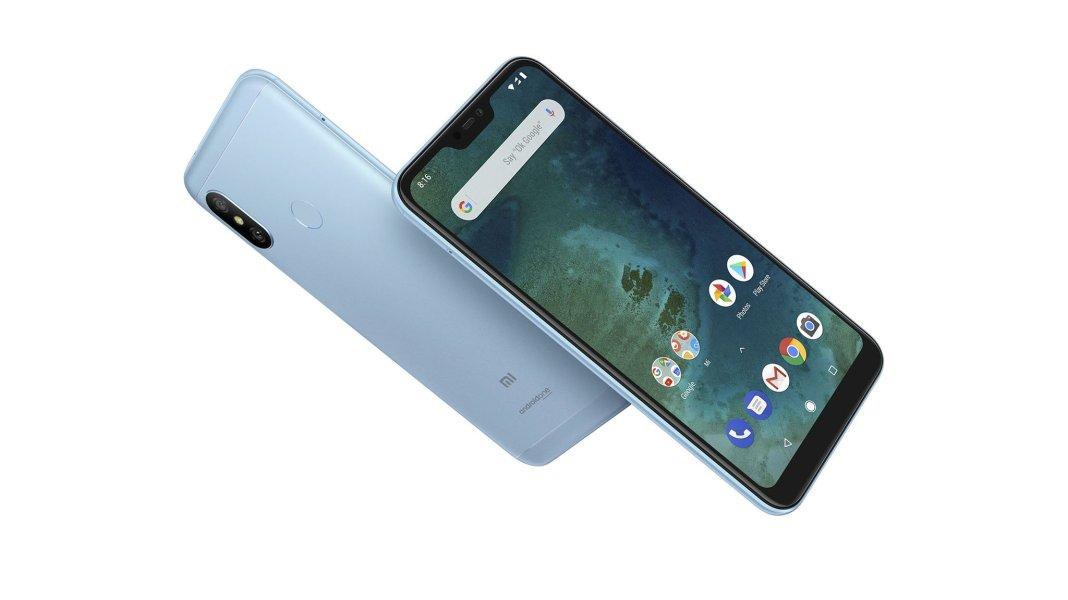 Xiaomi Mi A2 Lite launch
