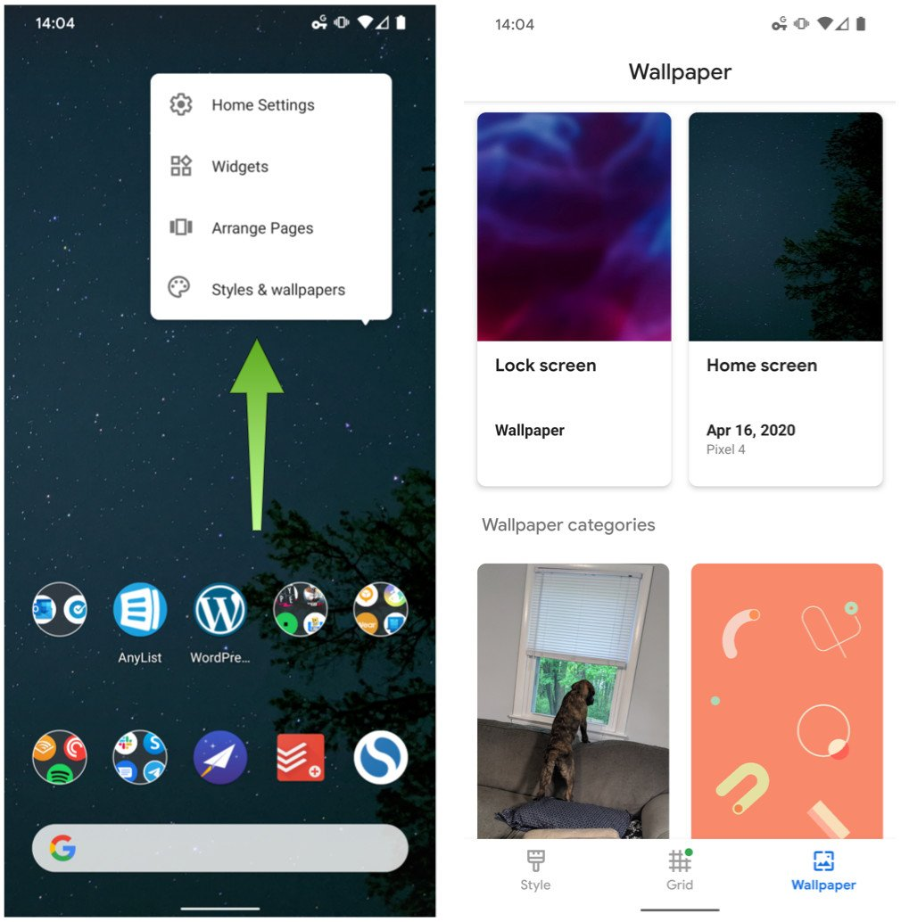How To Change Your Android Wallpaper In 2020 Android Central