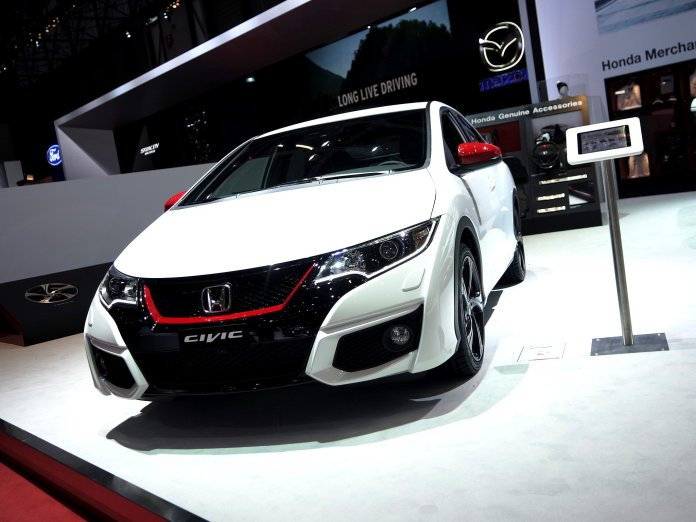 honda put android in its new civic, but it could have done so much