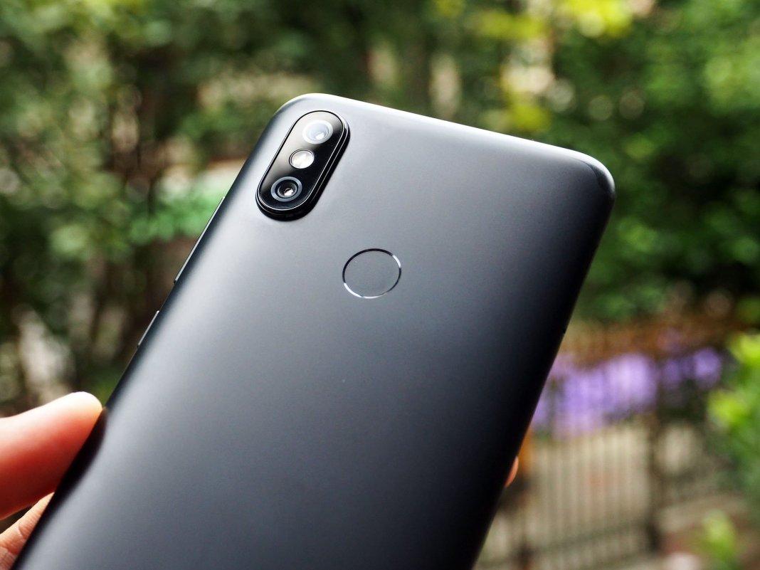 Xiaomi Mi A2 dual camera