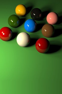 3D Balls Wallpapers For Mobile Phone