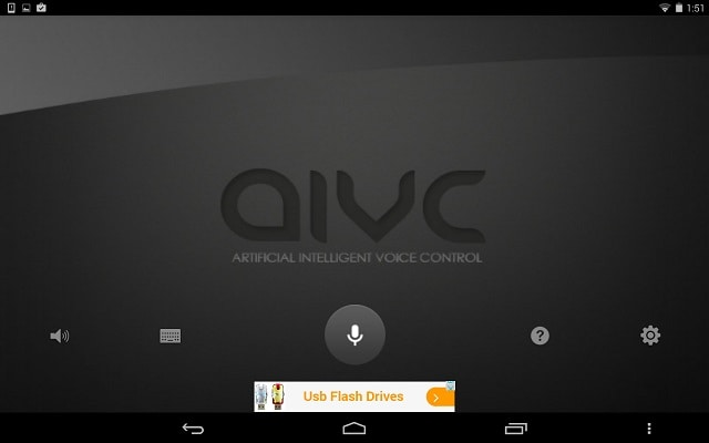 Siri Alternative-AIVC App