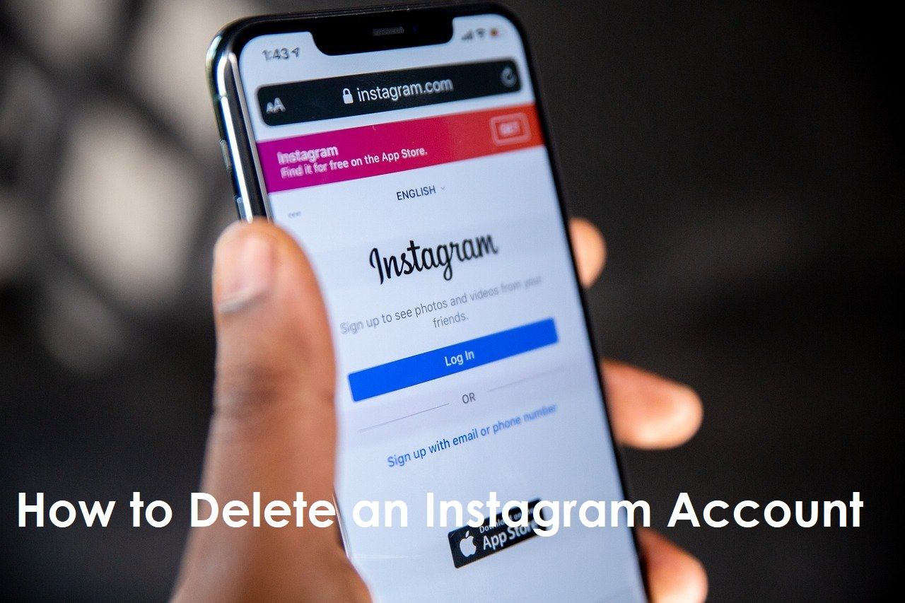 How to Delete an Instagram Account - Android Destiny