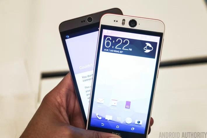 HTC Desire 826 ve HTC Desire