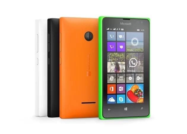 Microsoft'un Yeni Cihazları Lumia 435 ve 532 Tanıtıldı