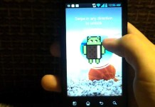Korean LG Optimus KU5900 Black Official Phone Firmware V30I_00kdz