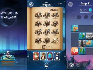 Adventures in Dreamland puzle android