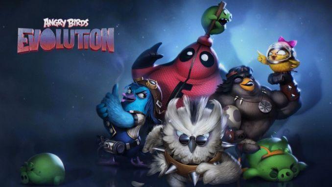 Angry Birds Evolution para Android e iOS