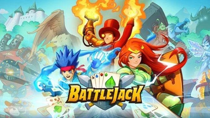 Battlejack juego de cartas