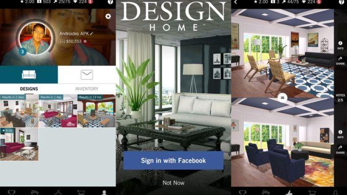 guía Design Home
