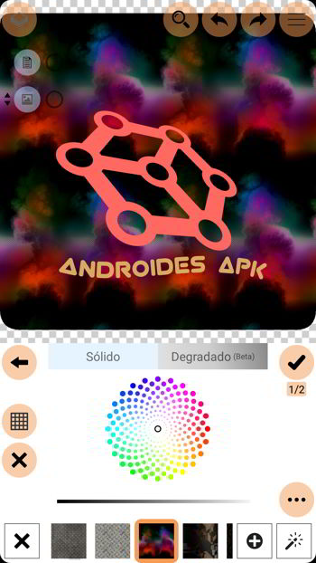 Logos personalizados con Logo Maker Plus