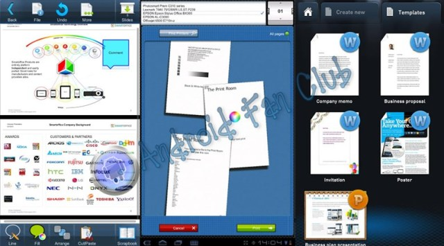 Smart Office 2 for Android smartphones & tablets