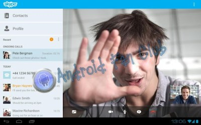 Skype Free Voice, Video Calls and Messaging for Android