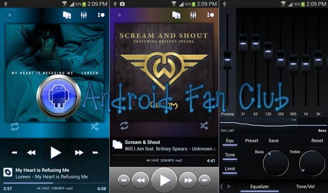 Poweramp Music Player Full for Android