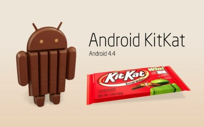 Next 8 Android versions after Android KitKat
